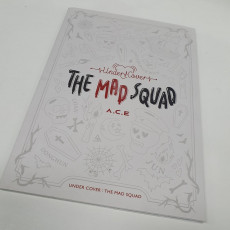 A.C.E - UNDER COVER THE MAD SQUAD